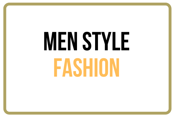 Men Style Fashion: Hairstyle with a Journey