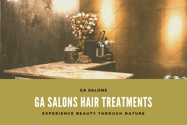 GA Salons Hair Treatments