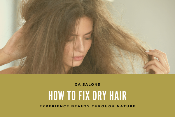 Dry Hair Tips for this Winter!