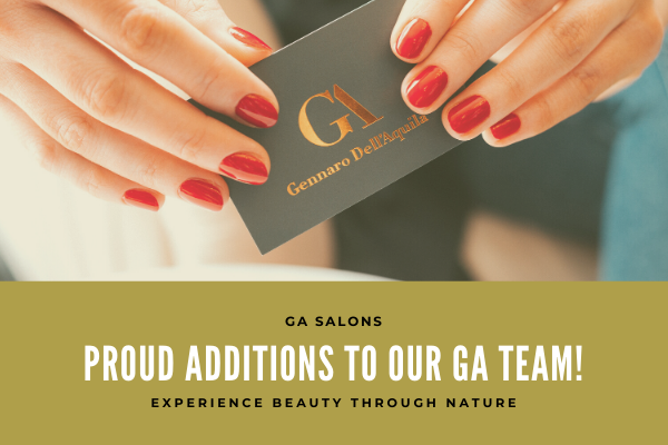 Proud additions to our GA Team!