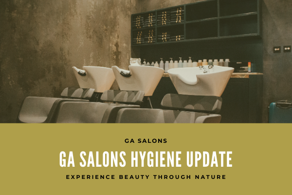 GA Salons COVID-19 Measures & Update!
