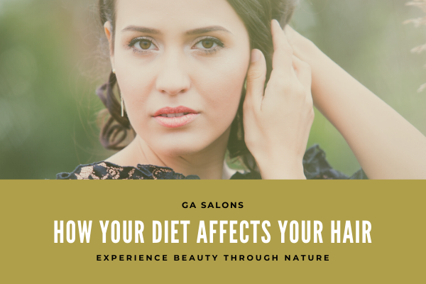 Does your diet affect your Hair & How!