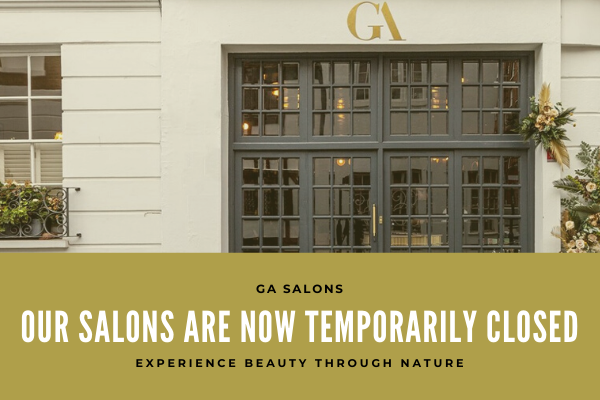 GA Salons Management Announcement