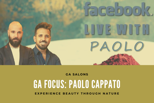 GA Focus: Paolo Cappato – Creative Director