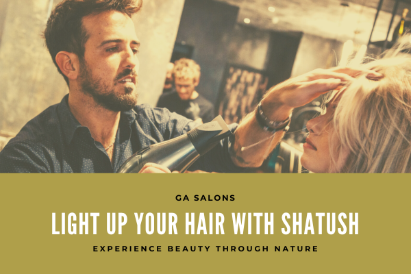 Light up your Hair with Shatush!