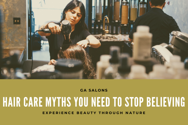 Hair Care Myths You Need To Stop Believing