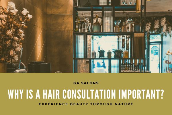 Why is a Hair Consultation Important?