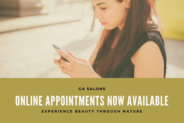 Online appointments now available again
