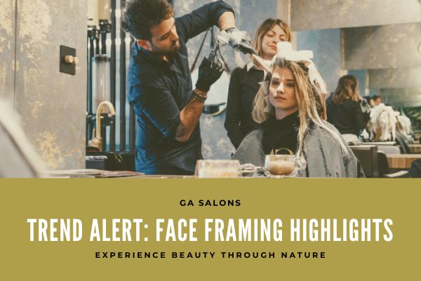 Trend Alert: Face Framing Highlights