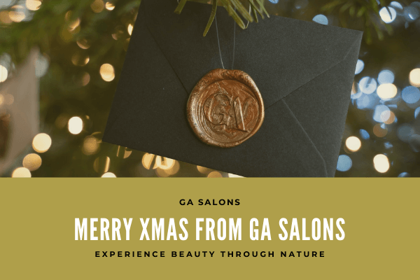 Best Wishes from our GA Salons Team