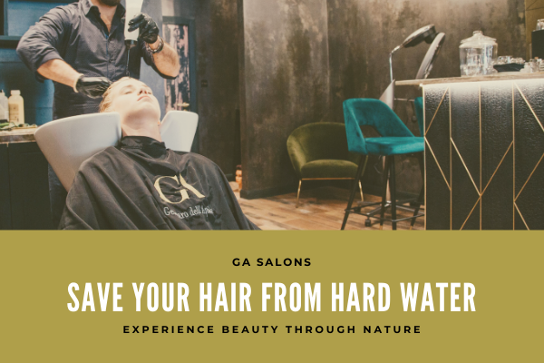 Read more about the article Save Your Hair From Hard Water